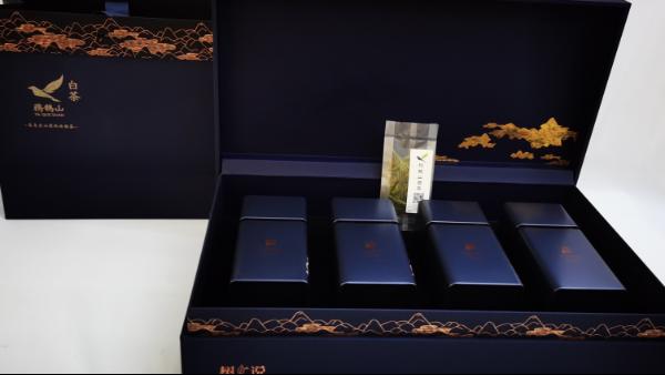 送礼茶叶礼盒装高档:这家茶礼体面又合适!【鸦鹊山】