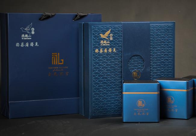 茶叶礼盒团购 过年选茶叶礼盒大家一起来拼团呀【鸦鹊山】