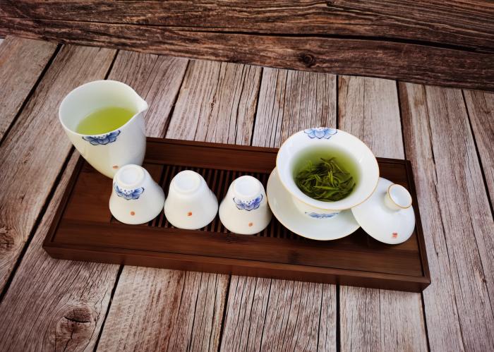 春节把健康送给父亲, 茶叶礼品为首选