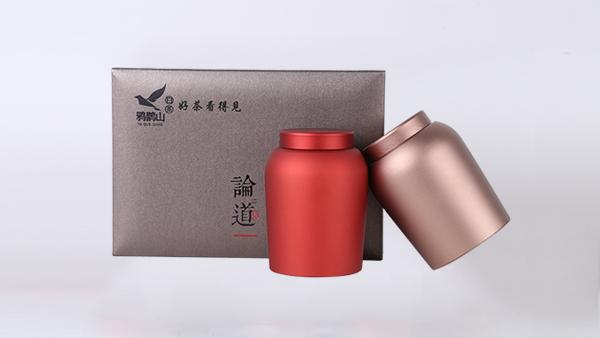 鸦鹊山-明前特级高山白茶(论道)