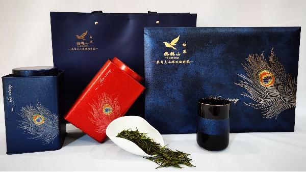 精制高山茶礼:养生好礼,高档好茶【鸦鹊山】