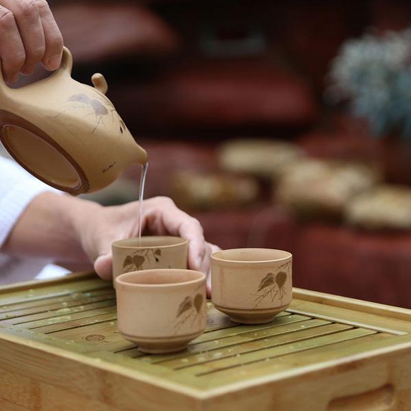 为什么高山茶好喝?老茶农为你解析其中奥秘【鸦鹊山】