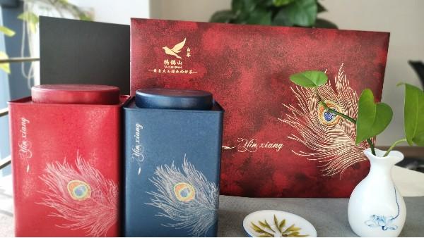 礼盒什么茶叶好?茶叶礼盒贺新春【鸦鹊山】