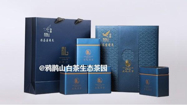 哪一个茶叶礼盒送老师最好 既实用又能体现出文化内涵的【鸦鹊山】