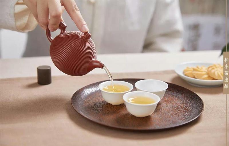 """黄金茶可以泡工夫茶不?什么是""""工夫茶""""?【鸦鹊山】"""