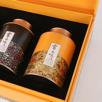 黄金茶包装内部