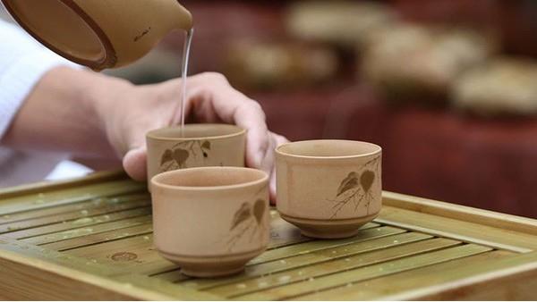 入伏,一日三道茶补水去火祛湿养生【鸦鹊山】