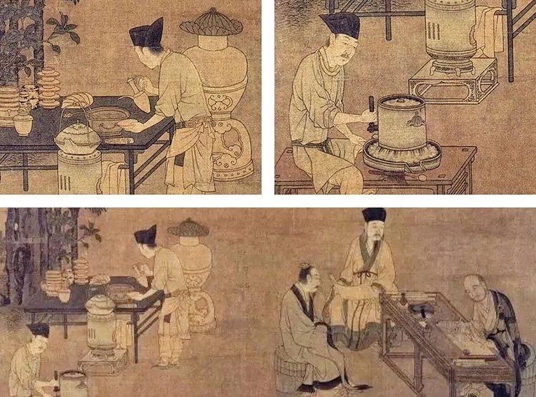 """关于宋人""""点茶"""",你了解多少?【鸦鹊山】"""
