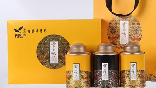 黄金茶能治感冒吗?流感盛行,必备好茶【鸦鹊山】