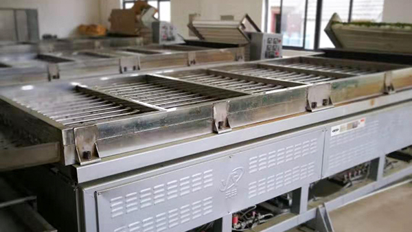 鸦鹊山生产设备