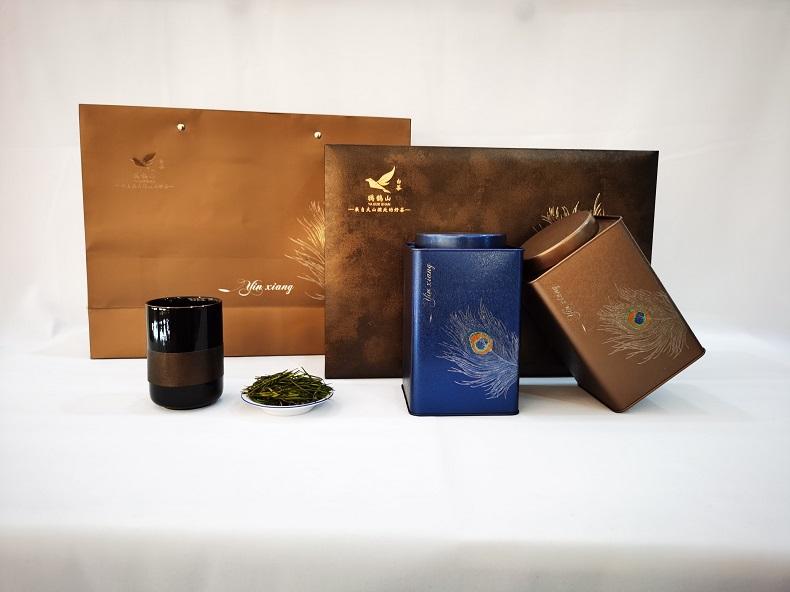 茶叶选袋装还是礼盒?即为礼,应用心!【鸦鹊山】