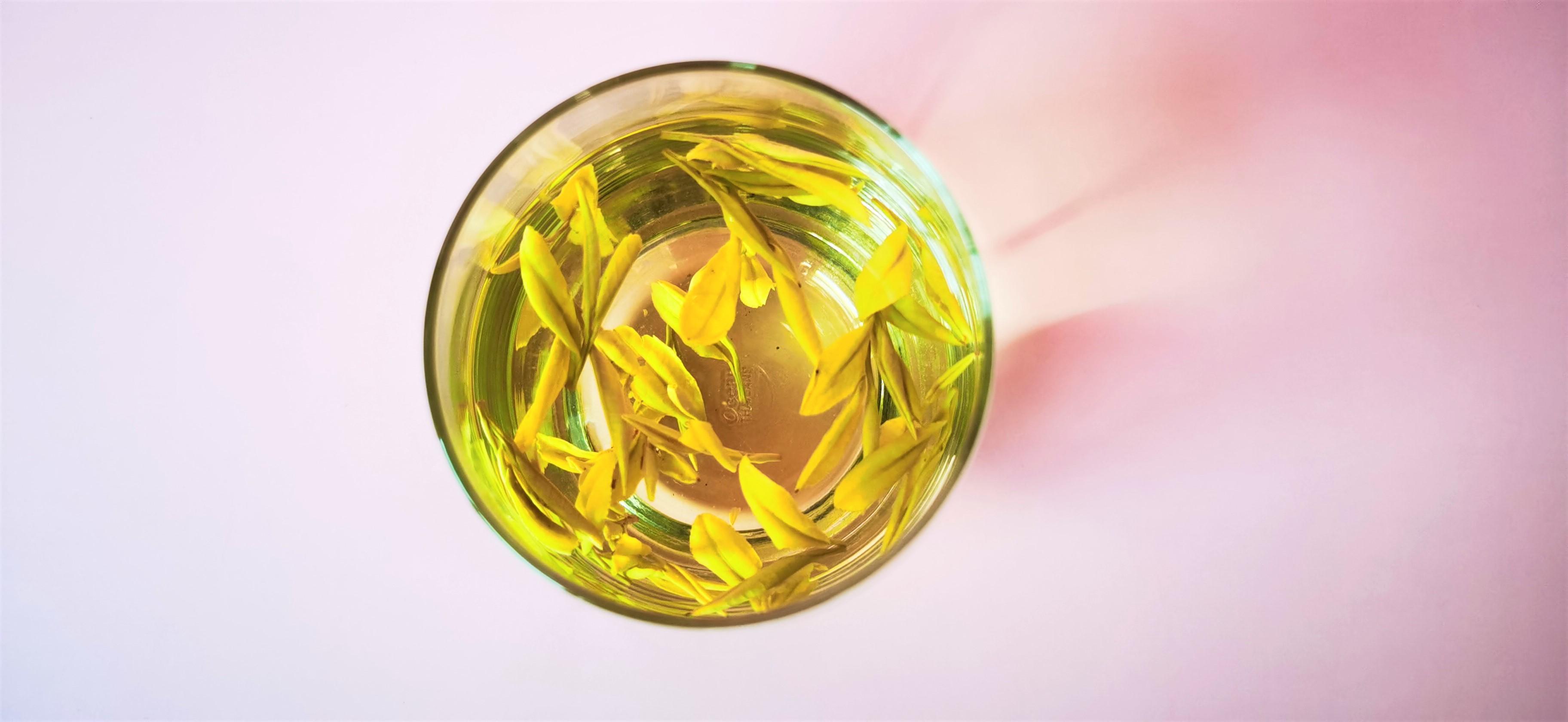 鸦鹊山黄金芽茶