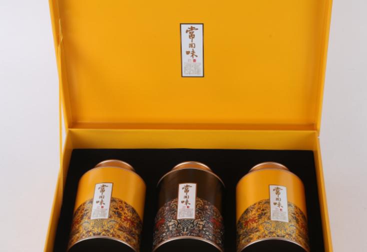 安吉黄金茶礼盒装:一见钟情黄金茶!【鸦鹊山】