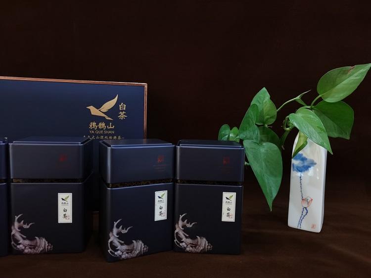 茶叶礼盒 送几盒一般?一份茶礼尽心意!【鸦鹊山】