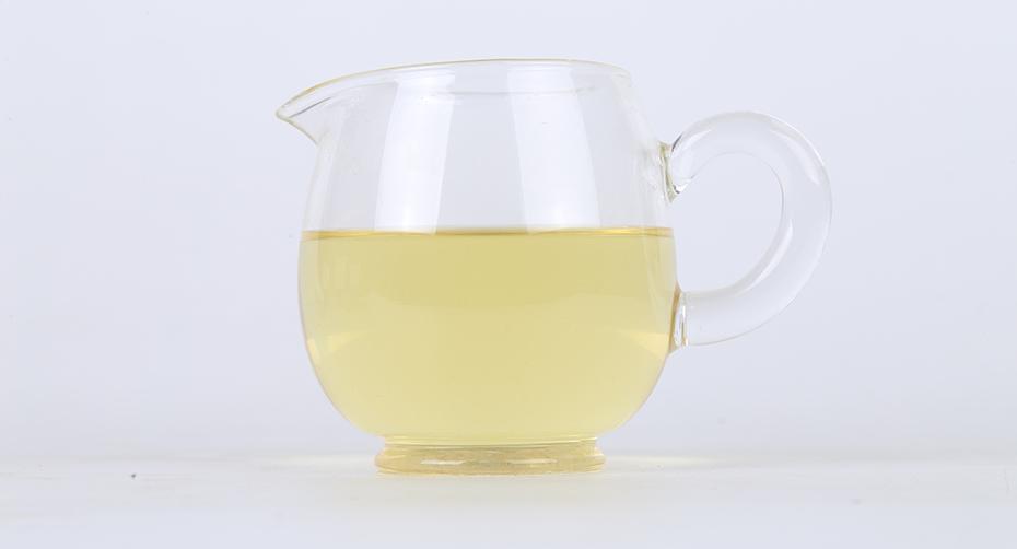特级白茶茶品展示