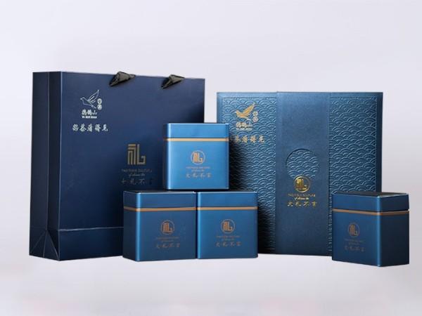 适合送人的茶叶礼盒 春节年货优选好礼【鸦鹊山】