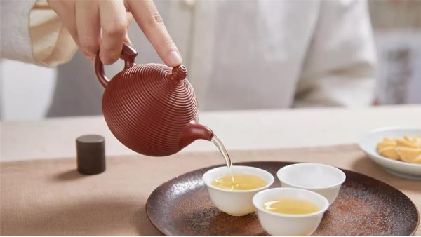 三伏天喝茶的好处?清凉一夏!【鸦鹊山】