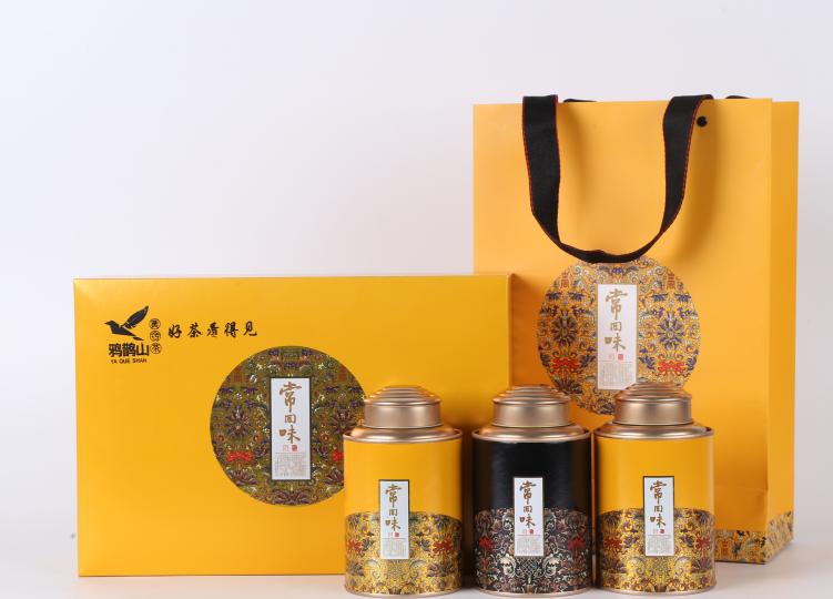 鸦鹊山黄金茶,一款好茶要符合什么样的标准?