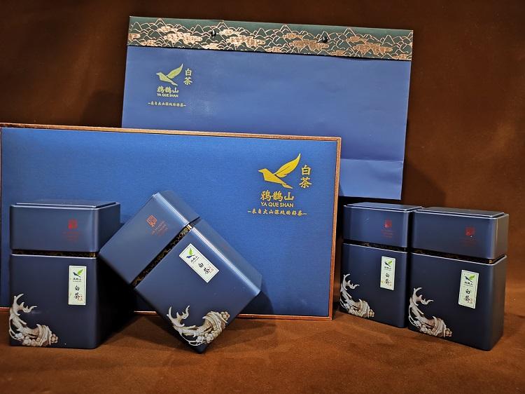 鸦鹊山高山茶是什么茶,是安吉白茶。