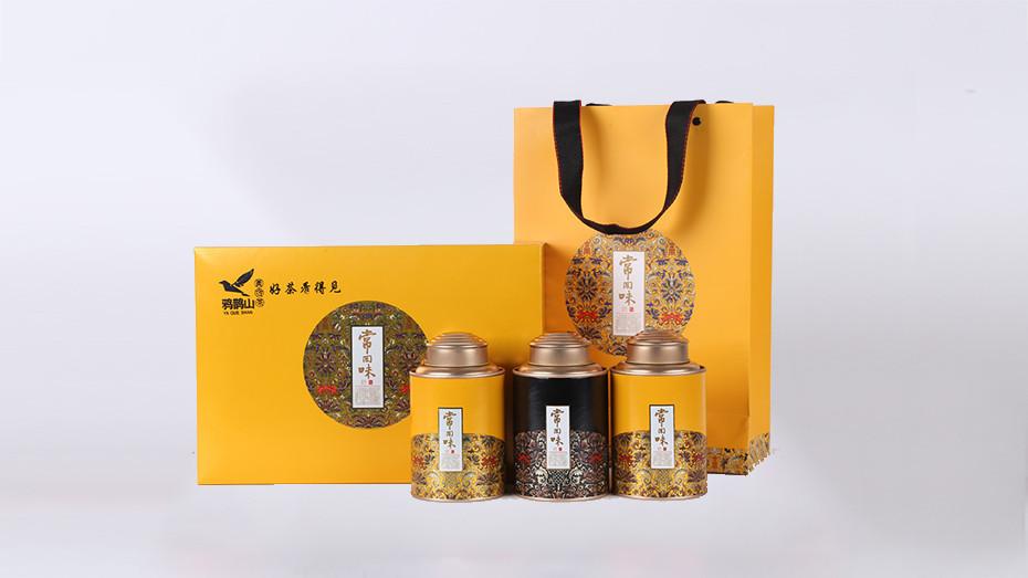 鸦鹊山-黄金茶(黄金叶茶)