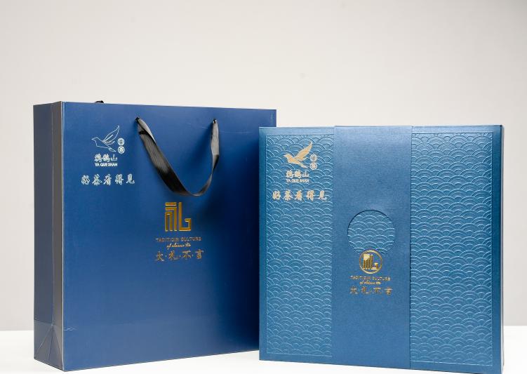 茶叶礼品(盒)用什么材质才能上档次?