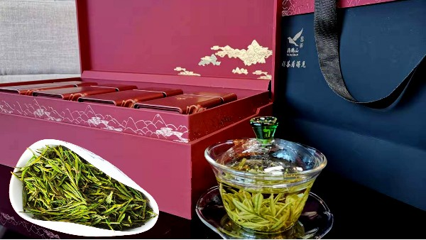 合肥白茶生产厂家定制,量大优惠,茶山直发!【鸦鹊山】